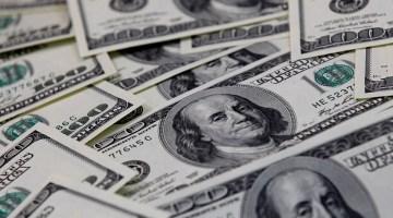 Notas de cem dólares dos EUA