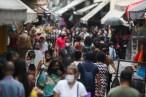 RJ quer suspender uso máscaras em cidades com 65% a 70% da população imunizada