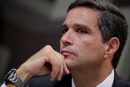 Roberto Campos Neto em comissão do Senado