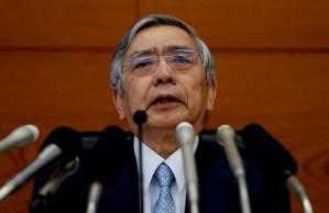 O banco central do Japão não tem planos de encerrar suas compras de fundos de índice