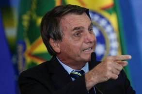"""Para o presidente, """"o Brasil está em paz"""" e """"falta uma ou outra autoridade reconhecer que extrapolou"""""""