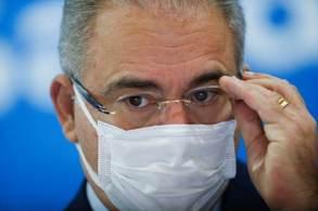 Exclusivo: Queiroga esteve hoje na Assembleia-Geral da ONU, mas informou que esteve de máscara durante todo o tempo