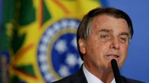Discurso na ONU mostrará 'realidade' sobre o Brasil, diz Bolsonaro