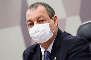 À CNN, presidente da CPI da Pandemia afirmou que não há previsão de depoimento na próxima sexta-feira (8)