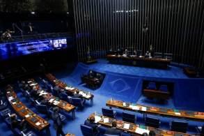 """Advocacia do Senado argumenta que """"a eventual concessão de medida cautelar resultaria no atropelo do poder de agenda do presidente da Câmara"""