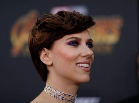 Atriz Scarlett Johansson