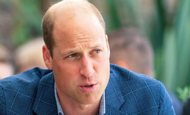 Príncipe William, em Londres