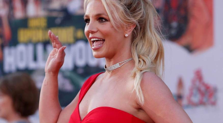Britney Spears em Los Angeles