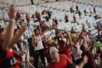Rio libera presença de 100% de público nos estádios da capital