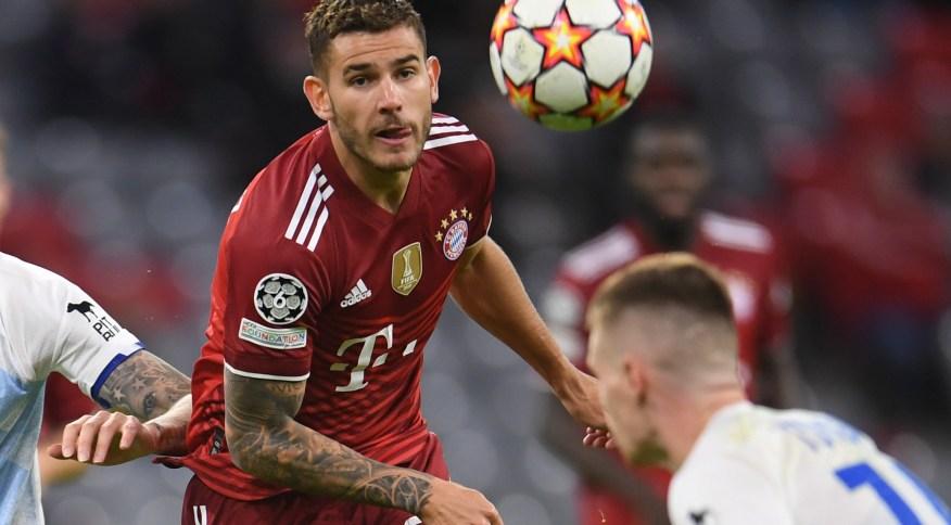 Lucas Hernández, do Bayern de Munique e da Seleção Francesa, agrediu sua então namorada e hoje esposa em fevereiro de 2017