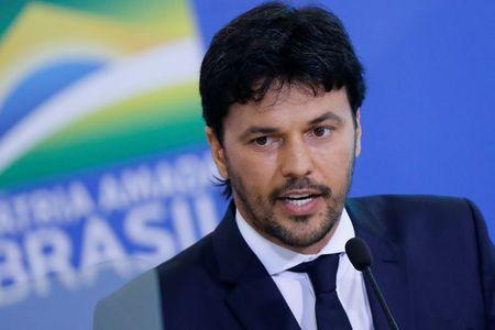 Ministro das Comunicações, Fabio Faria