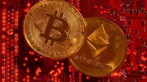 Preço do bitcoin e ether despencam com preocupações de ricos na economia global