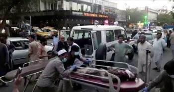 Entre as vítimas estão mais de 90 afegãos e pelo menos 13 militares americanos; mais de 150 pessoas estão feridas, incluindo guardas do Talibã