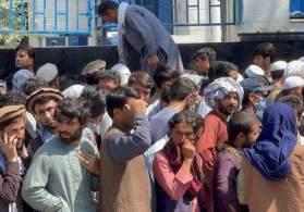 Jornalista Lourival Sant'Anna conta que atividade econômica da capital do Afeganistão está em dificuldade por causa de restrição de saques bancários