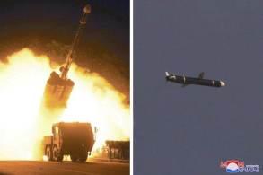 Os três países vêm discutindo maneiras de romper um impasse com a Coreia do Norte sobre seus programas de armas nucleares