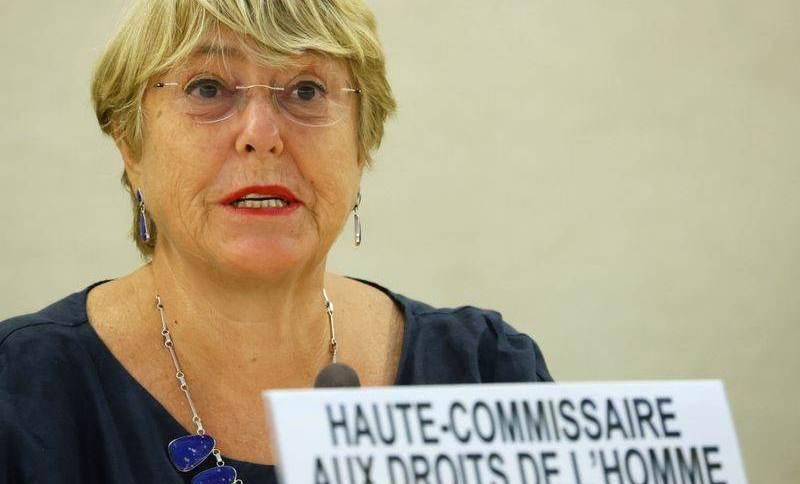 Michelle Bachelet participa de reunião do Conselho de Direitos Humanos da ONU
