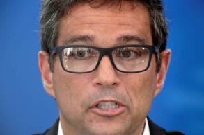 O presidente do BC também voltou a dizer que há melhora no quadro fiscal brasileiro