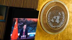 """Em resposta aos EUA, Xi diz que China tem """"compromisso com a paz"""""""
