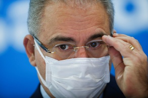Ministro da Saúde divulgou a informação em seu perfil no Twitter