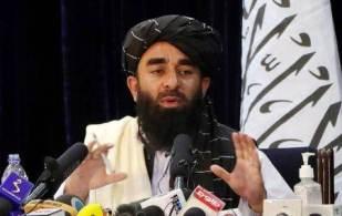 'Queremos ter boas relações com os Estados Unidos e o mundo', disse o porta-voz do grupo, Zabihullah Mujahid