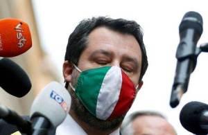 Salvini ridiculariza Richard Gere após ator se tornar testemunha em julgamento