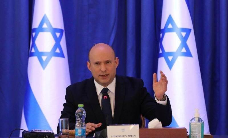 Bennett não fez uma única menção direta aos palestinos em seus comentários, exceto para acusar o Irã de apoiar grupos militantes anti-Israel