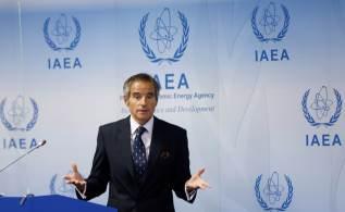 Rafael Grossi, chefe da Agência Internacional de Energia Atômica (AIEA), afirmou em discurso anual para membros do órgão que país trabalha na separação de plutônio, enriquecimento de urânio e outras atividades