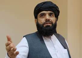 Grupo nomeou seu porta-voz Suhail Shaheen, radicado em Doha, como embaixador do Afeganistão na ONU