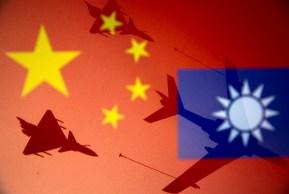 Tensões militares entre os dois países chegaram ao pior momento em mais de 40 anos, avalia ministro da Defesa de Taiwan
