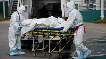País teve 37.930 novos casos de coronavírus nas últimas 24 horas, a maior contagem em um único dia desde o início da pandemia